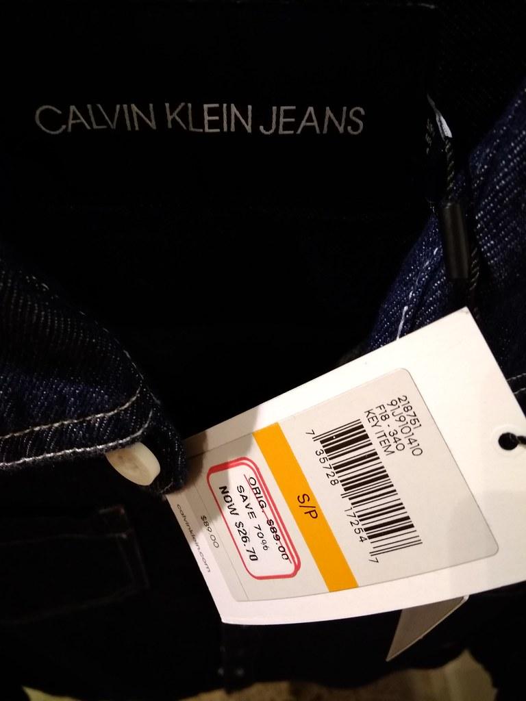Calvin Klein Shirt $18.69