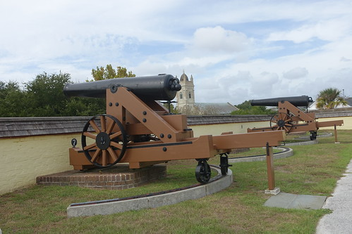 Fort Moultrie Harbor Defense 1809-1860. From History Comes Alive in Charleston