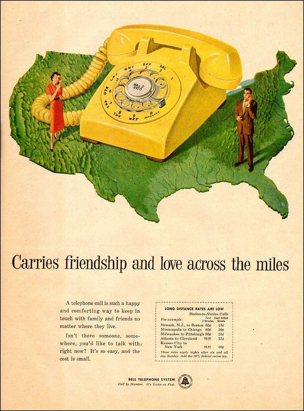 Bell Telephone System 1954