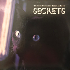 GIL SCOTT-HERON AND BRIAN JACKSON:SECRETS(JACKET A)