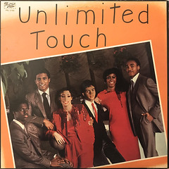 UNLIMITED TOUCH:UNLIMITED TOUCH(JACKET A)