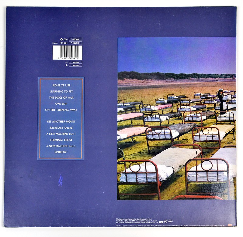 A0666 PINK FLOYD A Momentary Lapse Of Reason