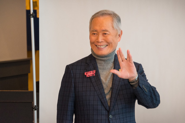 George Takei - Show of Hearts Telethon 2019