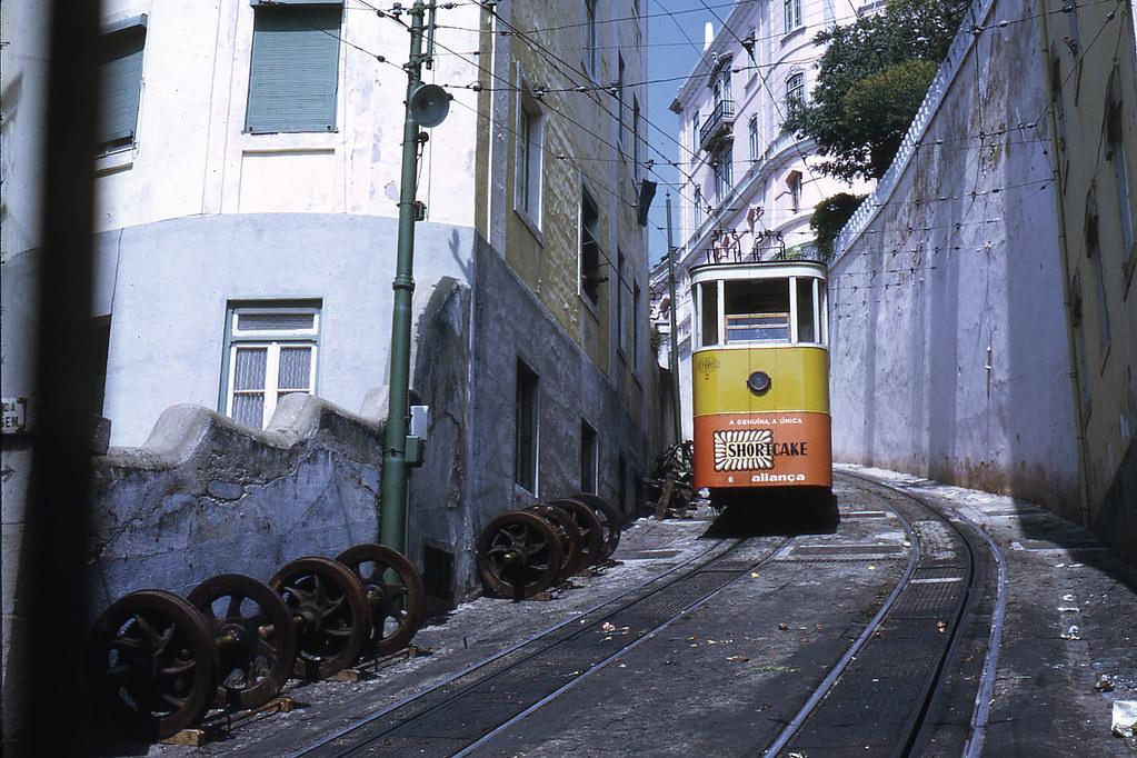 Elevador do Lavra, Lisboa (Jean-Henri Manara, 1972)