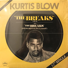 KURTIS BLOW:THE BREAKS(JACKET A)