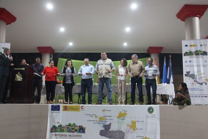 SICA apuesta por la prevención social de la violencia en municipios de Honduras