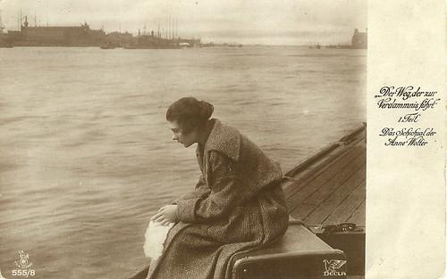 Charlotte Böcklin in Das Schicksal der Änne Wolter (1918)