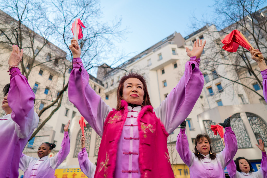 Chinese New Year Parade - Paris 2019 -54