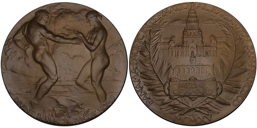 Panama-Pacific Exposition Award Medal