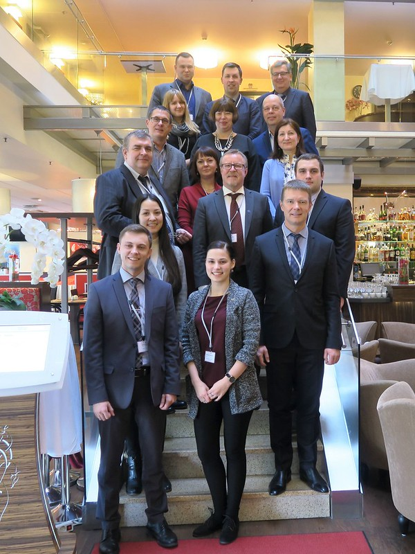 CPN Senior Experts Meeting, Riga
