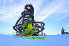Tipy SNOW tour: Dolní Morava – jako první