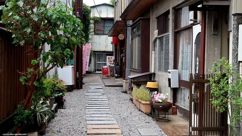rumah tua di Kawagoe