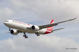 F-WWCN // 3B-NBU Air Mauritius Airbus A330-941 MSN 1884 Aapravasi Ghat