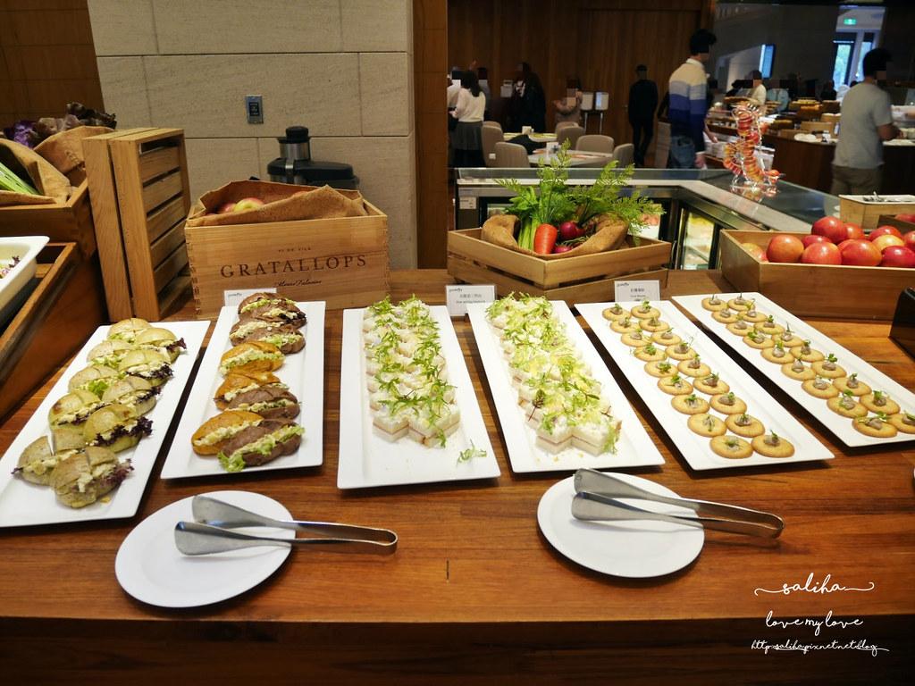 台北大直美福大飯店palette彩匯自助餐廳下午茶吃到飽buffet好吃甜點蛋糕 (3)