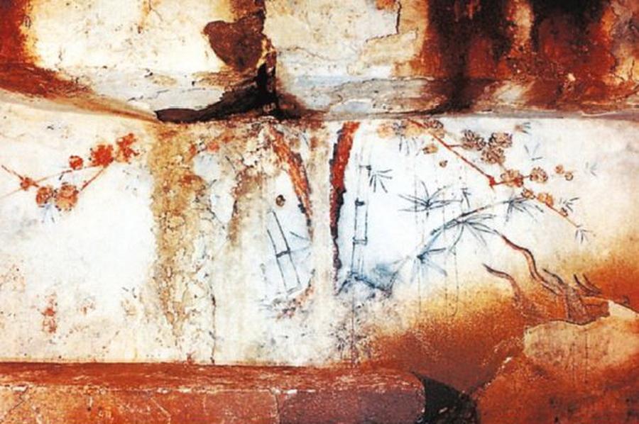 Wang Geon tomb murals(1)