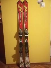 Dětské lyže Nordica - titulní fotka