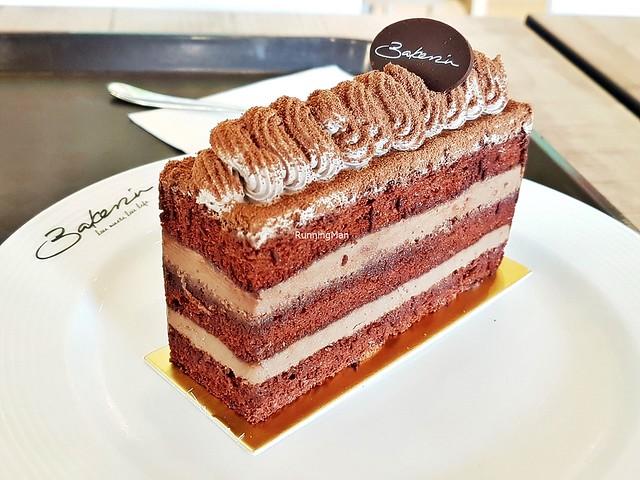 Deluxe Chocolat Cake