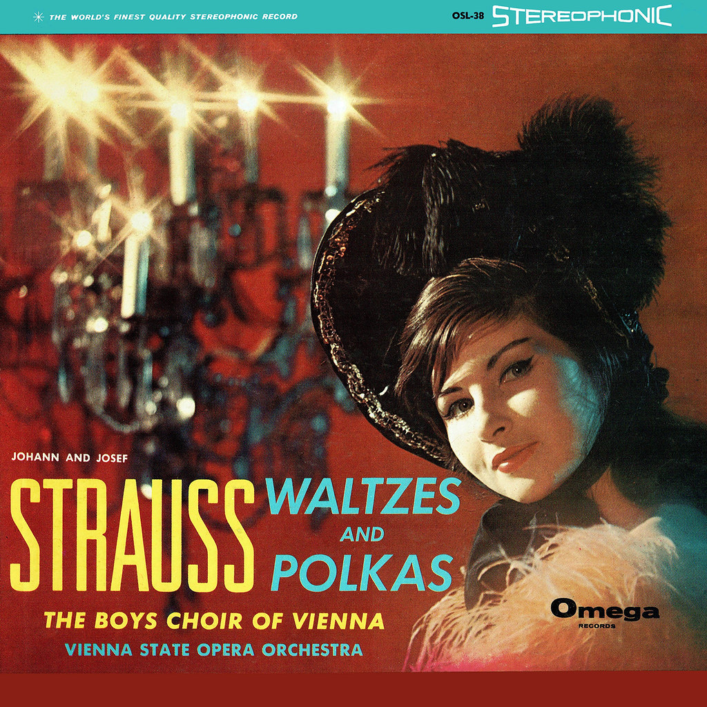 Johann Strauss, Josef Strauss - Waltzes and Polkas
