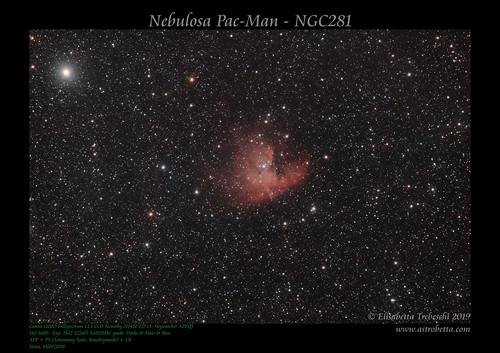 Pacman - NGC 281 | by AstroBetta