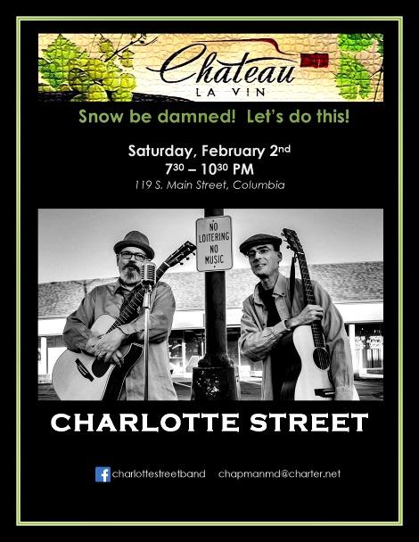 Charlotte Street 2-2-19