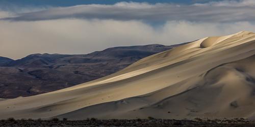 Sand Dune Short Panorama