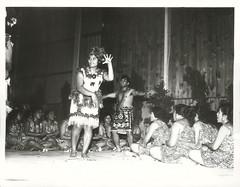Samoans performers from Wellington, Polynesian Festival 1972