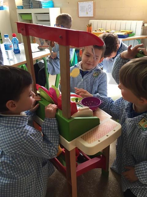 Congrés de Xefs a Infantil