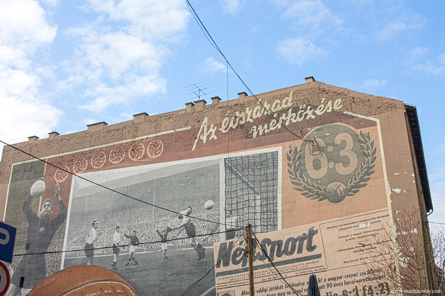 Street art quartiere ebraico di Budapest