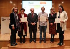 28/02/2019 - XIV Premios UD-Banco Santander de Investigación
