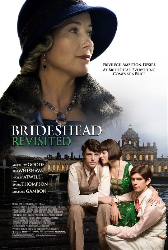 Brideshead Revisited - Film - Poster 1