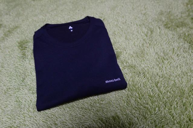 ジオライン L.W. ラウンドネックシャツ