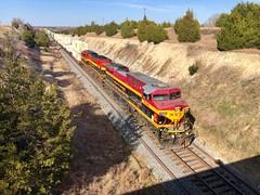 KCSM 4546 - Lake Lavon TX