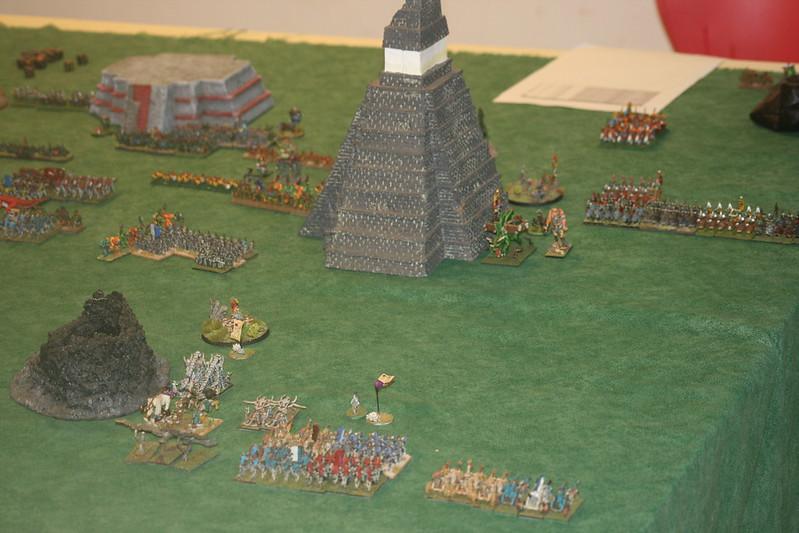 [4000 - Orcs+HL vs Khemri] La bataille des pyramides noires 47328342222_1e776345f8_c