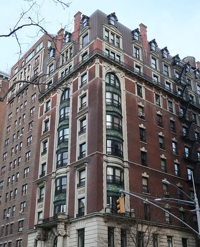 Postcards from New York - Beautiful Buildings in the West Village