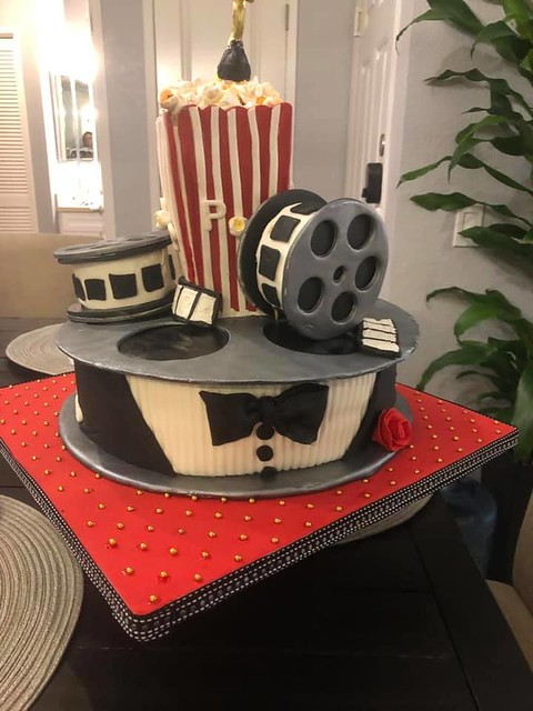 Cake by Lisa Mazzella-Rudolph