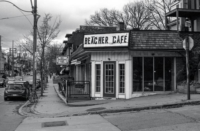 Beacher Cafe on Saturday