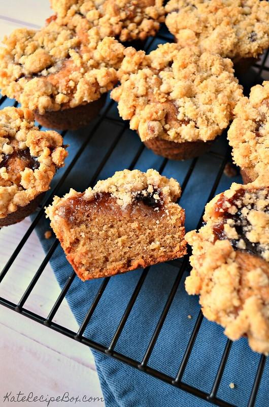 PBJ Muffins 1