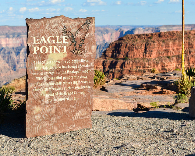 Mirador del Eagle Point en Estados Unidos