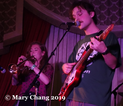 Joshua Burnside Victorian Room at the Driskill Friday SXSW 2019