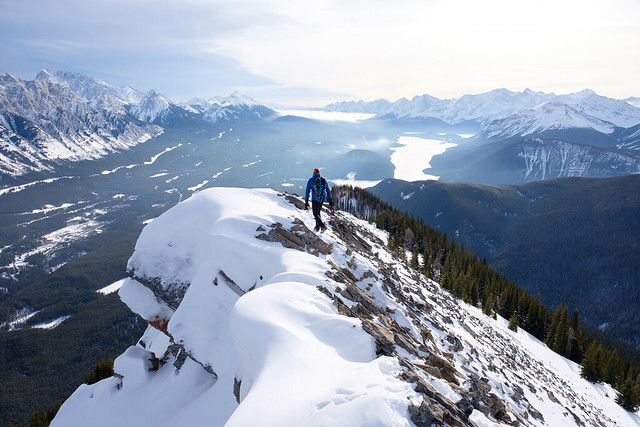 Snowshoeing - Little Lawson - Jan 2019-13
