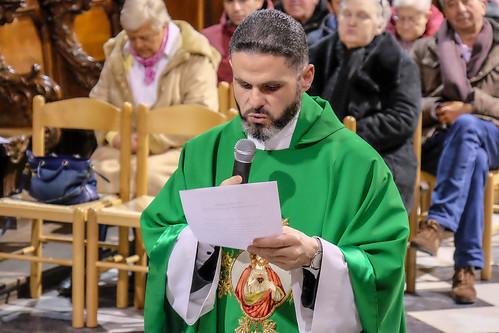 Père Charbel Eid - Supérieur et Prieur de l'Abbaye de Bois Seigneur Isaac