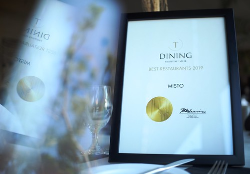 Misto is part of Philippine Tatler Dining's Best Restaurants for three years in a row (2)