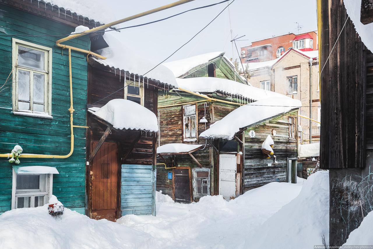 Улица Ленинская (г. Самара)