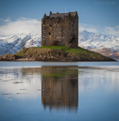 Castle Stalker, Scottish Highlands, Appin