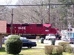 HLCX 3832