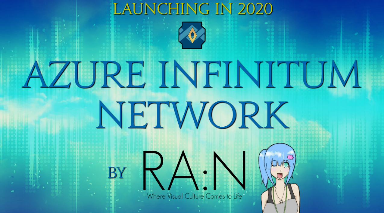 Azure Infinitum - As Free as the Azure Sky!