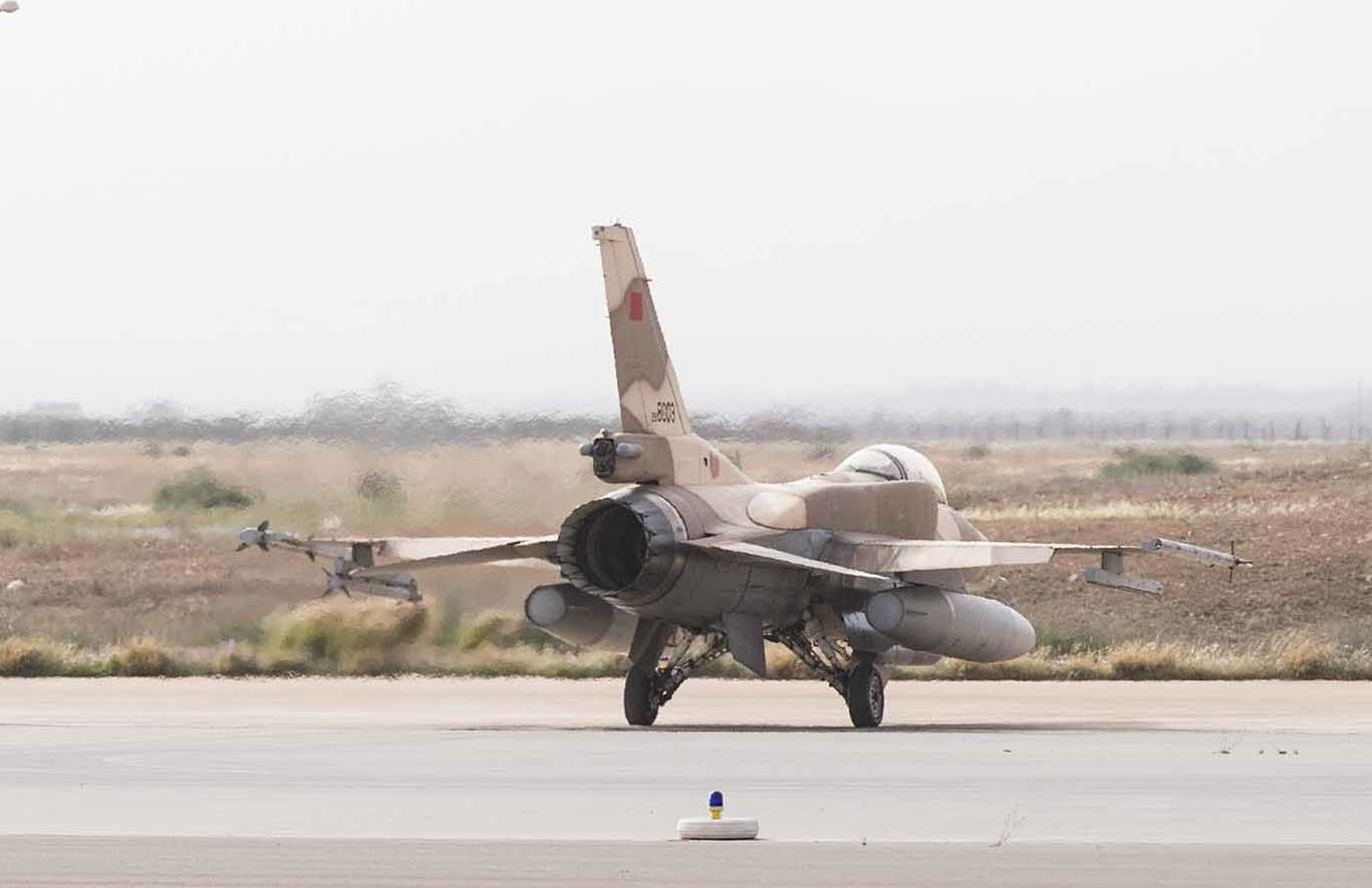 Photos RMAF F-16 C/D Block 52+ - Page 12 32575051187_60ac027978_o