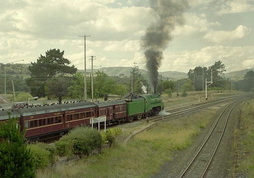 3801 at Wallerwang