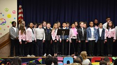 Fifth-Graders At The Pops Concert