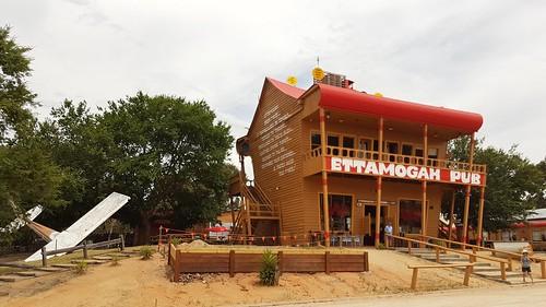 Ettamogah Pub, near Albury in NSW
